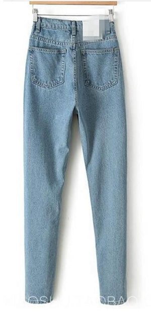 cozy solid jeans
