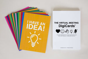 DigiCards - Virtual Meeting Cards