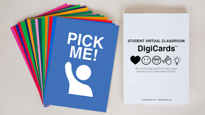 DigiCards - Student Pack
