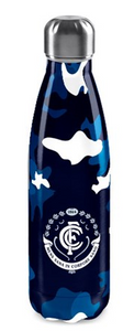 Stainless Steel Drink Bottle - Carlton Blues
