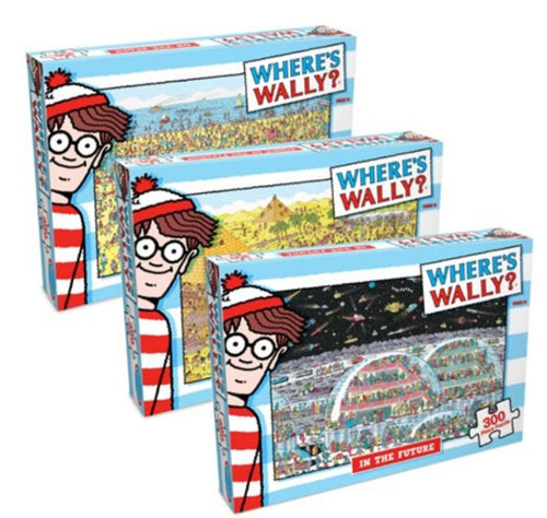Where's Wally 300 pce Puzzle