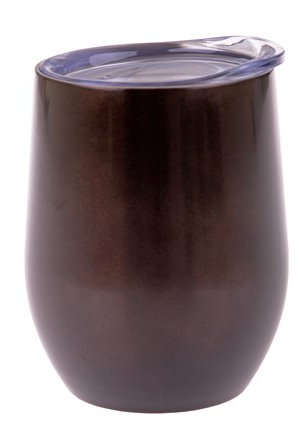Oasis S/S Insulated 330ml Wine Tumbler - Smoke