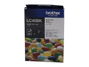 Brother LC40 Black Ink