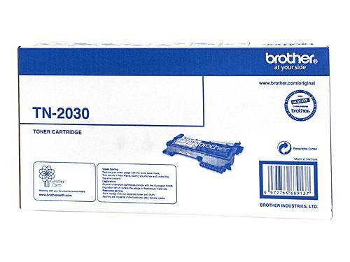 Brother TN-2030 Black Toner Cartridge