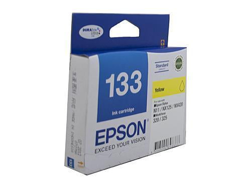 Epson 133 Yellow Ink