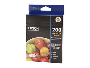 Epson 200 Ink Value Pack
