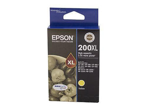 Epson 200 Yellow XL Ink