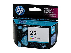 HP 22 Colour Ink