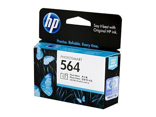 HP 564 Photo Black Ink