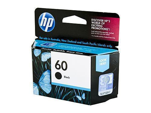 HP 60 Black Ink
