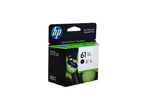 HP 61 XL Black Ink