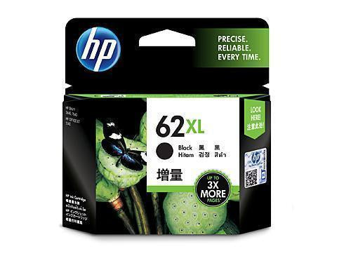 HP 62 XL Black Ink