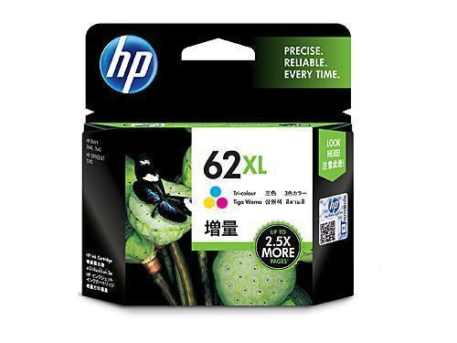 HP 62 XL Colour Ink