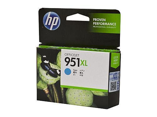 HP 951 XL Cyan Ink