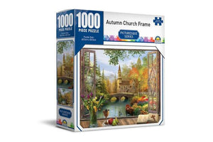 Crown 1000 pce Puzzle - Picturesque Series
