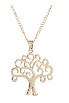 Tree of Life Necklace - Gold