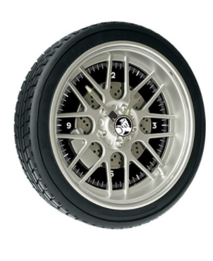 Holden Logo Tyre Wall Clock