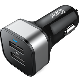 Auto Charger 2USB 2.4Amp