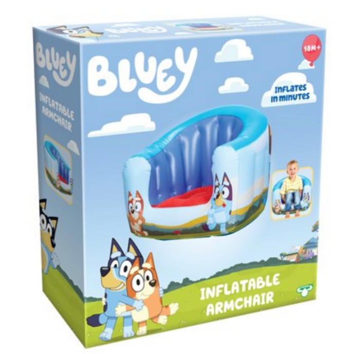 Bluey Inflatable Chair