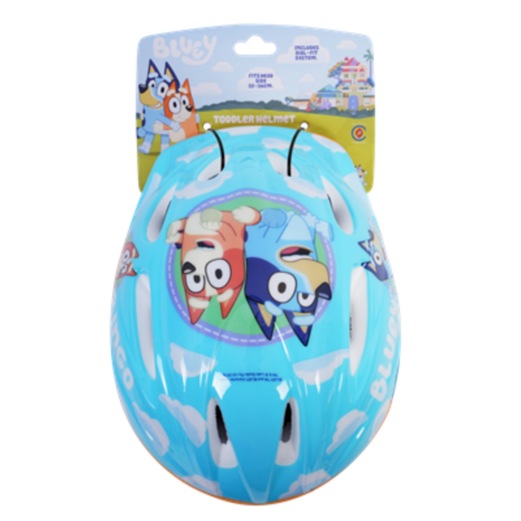 Bluey Toddler Bike Helmet