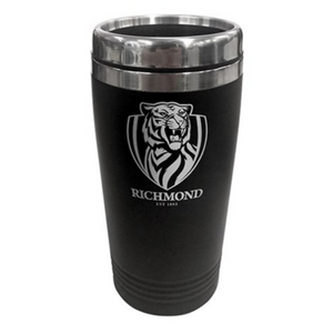 Stainless Steel Travel Mug - Richmond Tigers