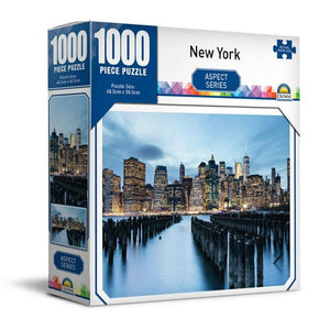 Crown 1000 pce Puzzle - Aspect Series