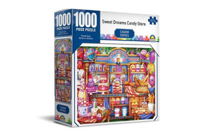 Crown 1000 pce Puzzle - Charm Series