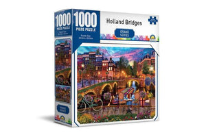 Crown 1000 pce Puzzle - Grand Series