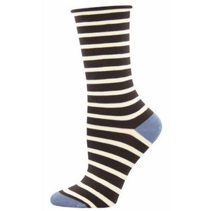 Sailor Stripe - Brown