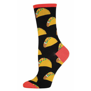 Sock Smith Tacos - Black