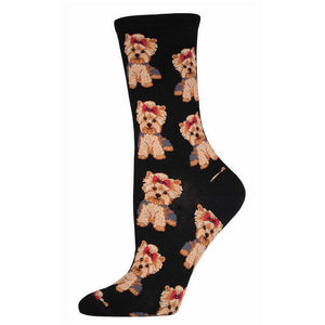 Sock Smith Yorkies - Black
