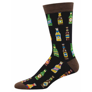 Socksmith 99 Bottles - Men's - Black