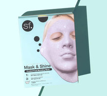 Load image into Gallery viewer, Glow Mask & Shine - Frosted Pearl Modeling Mask