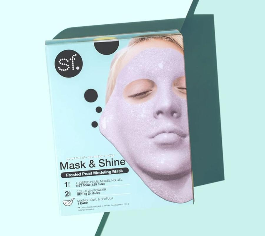 Glow Mask & Shine - Frosted Pearl Modeling Mask