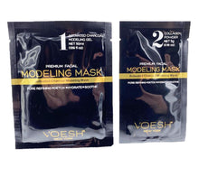 Load image into Gallery viewer, Voesh Facial Modeling Mask - Activated Charcoal