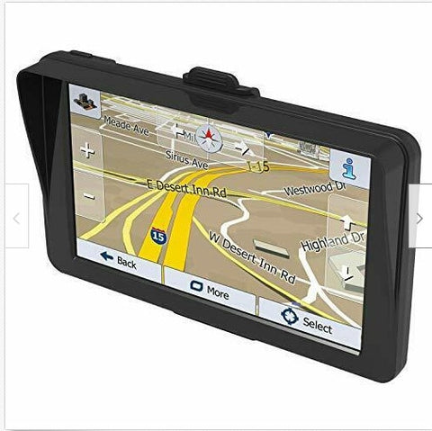 LSON 7 Inch Car Gps Navigation  Touch Screen