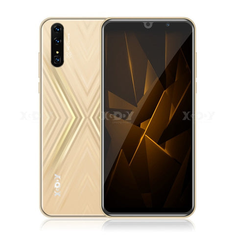 "XGODY Mate X 6"" 18:9 Smartphone Dual SIM Android 9.0 Cell Phones"