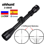 ohhunt 3-9X40 Hunting Air Rifle Scope Wire Rangefinder
