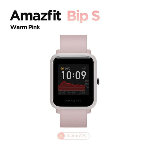 In stock Amazfit Bip S Global Version Smartwatch