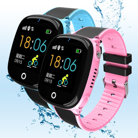 Children Smart watch Children Family Bluetooth Pedometer SmartWatch Waterproof