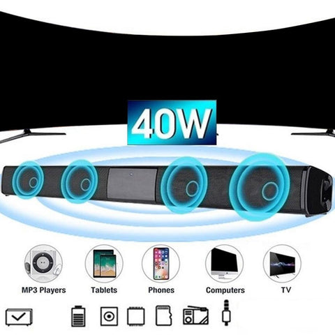 Sound Bar Speaker Wireless Music Speaker