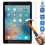 9H HD Tempered Glass for Apple IPad Screen Protector Scratch-Proof Anti-Shock Shatter-proof r