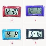 2019 Car Clock Auto Car Truck Dashboard Time Vehicle Electronic Digital Mini Clock accessories