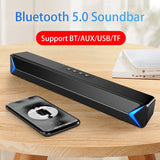 Wired and Wireless Speaker Home Theater Soundbar