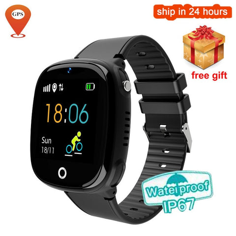 HW11 Smart Watch Kids GPS Bluetooth Pedometer