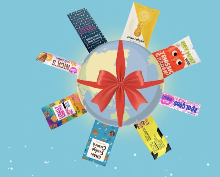Create your own box of Joob Joobs' unique sweets for a loved one this Christmas!