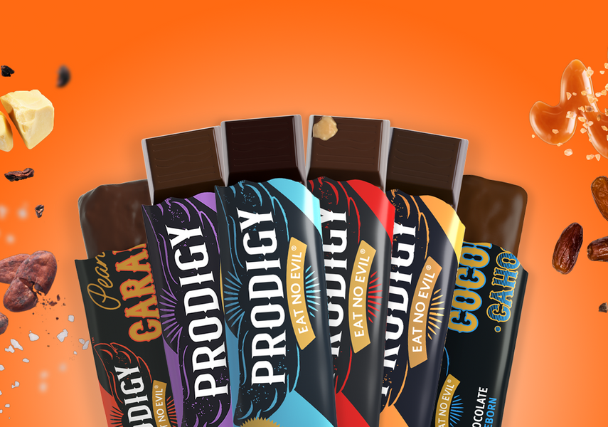 Introducing Prodigy Snacks at Joob Joobs - Chocolate That Inspires Change!