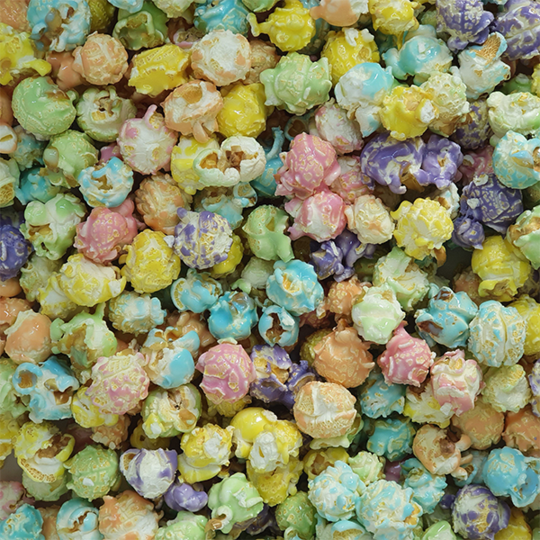 Candyfloss Popcorn Sweets and Popcorn