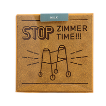 Load image into Gallery viewer, Chocolate Zimmer Time Card