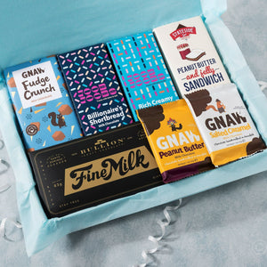 Milk Chocolate Letterbox Gift Collection